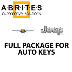 CR005 - PIN and Key manager for Chrysler/Dodge/Jeep