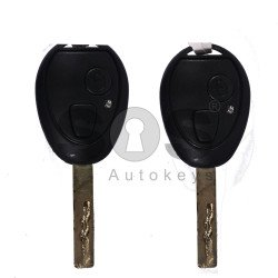 OEM Set for Rover 75 Buttons:2 / Frequency: 433MHz / Transponder: PCF7930 / Manufacture: VALEO / Part No: TR202630