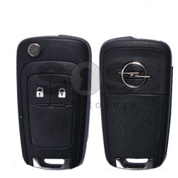OEM Set for Opel Astra J/ Insignia Buttons:2 / Frequency: 433MHz / Transponder: HITAG2 / Blade signature:HU100 / Immobiliser System:BCM / Manufacture: U-SHIN/ Part No: B01T3BA