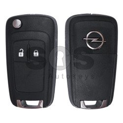 OEM Set for Opel Buttons:2 / Frequency: 433MHz / Transponder: PCF7937 / Blade Signature: HU100 / Immobiliser System:BCM / Manufacture: Valeo