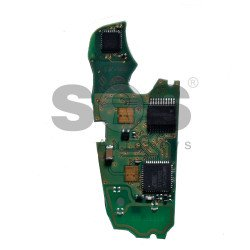 Flip Key For Audi A6 / Q7 2003 - 2015 Buttons:3 Frequency:868 MHz Transponder:ID8E Part No:4F0 837 220 R