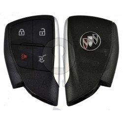 OEM Smart Key for Cadillac Escalade 2021+ Buttons:3+1 / Frequency: 434 MHz / Transponder:  NCF29A/HITAG PRO /  Part No: 13537968 / Keyless Go