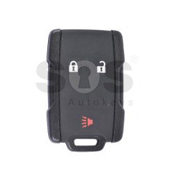 OEM Smart Key for Chevrolet/GMC Buttons:2+1 / Frequency:315MHz / Blade signature:HU100 / Immobiliser System:BCM / Keyless Go