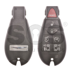 OEM Smart Key for Chrysler Buttons:6+1 / Frequency: 433MHz / Transponder: HITAG2/ ID46/ PCF 7941 / Blade signature:CY24 (Automatic Start)