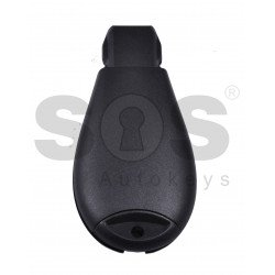 Smart  Key for Jeep/Chrysler/Dodge Buttons:3+1 / Frequency: 433MHz / Transponder: PCF7941 / Blade signature: CY24
