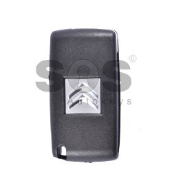 OEM  Flip Key for Citroen Buttons:3 / Frequency:433MHz / Transponder:PCF 7941 A / Blade signature:VA2 / Immobiliser System:BCM / Part No:187313
