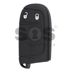 OEM Smart Key for Dodge Journey 2011 Buttons:2 / Frequency:433MHz / Transponder: PCF 7945/7953 / Blade signature:CY24/SIP22 / Part No:M3N-40821302 / Keyless Go