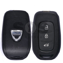 OEM Regular Key for Dacia Buttons:3 / Frequency:434MHz / Transponder: PCF7961M / Blade signature: HU136FH / Immobiliser System:BCM