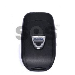 OEM Regular Key for Dacia Buttons:3 / Frequency:434MHz / Transponder: PCF7961M / Blade signature: HU136FH / Immobiliser System:BCM ( Automatic Start )