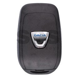 OEM Regular Key for Dacia Buttons:2 / Frequency:433MHz / Transponder:PCF 7961 Blade signature: HU136FH / Immobiliser System:BCM