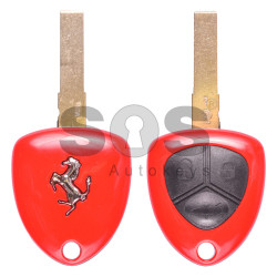 Regular Key for Ferrari Buttons:3 / Frequency:434MHz / Transponder:ID48 / Blade signature:SIP22