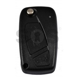 Flip Key for Fiat Panda Buttons:3 / Frequency:433MHz / Transponder:PCF 7941 Virgin / Blade signature:SIP22 / Part N : 71770287/ 71736351/ 71748756
