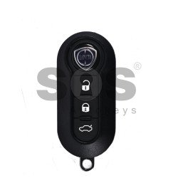 OEM  Flip Key for Lancia Buttons:3 Frequency:434 MHz Transponder:HITAG2 ID 46 Marelli BSI