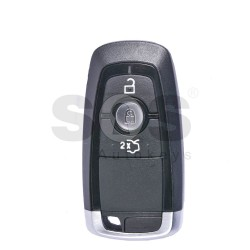 OEM Smart Key For Ford Buttons:3 / Frequency 434 MHz / Transponder:HITAG PRO / Part No:HS7T-15K601-DC / Keyless GO