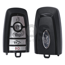 OEM Smart Key For Ford Buttons:4+1 / Frequency:902MHz / Transponder:HITAG PRO / Blade signature:HU101 / Part No:HC3T-015k601-BA / Keyless GO ( Automatic Start )