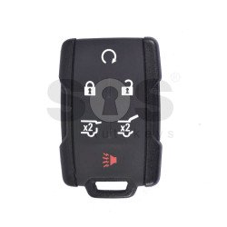 OEM Smart Key for GMC Buttons:5+1 / Frequency:434MHz / Blade signature:HU100 / Immobiliser System:BCM / Keyless Go ( Automatic Start )