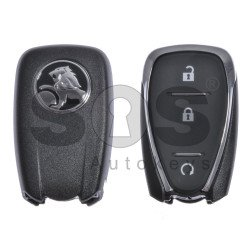 OEM  Smart Key for Holden Buttons:2+1 / Frequency:433MHz / Transponder:HITAG2/ID46 / Blade signature:HU100 / Immobiliser System:BCM / Part No:135 904 70 / Keyless Go (Automatic Start)