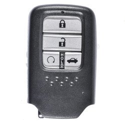 OEM Smart Key for Honda Buttons:4 / Frequency:433MHz / Transponder:HITAG 3 128-Bit AES Honda / Blade signature:HON66 / Part No:72147-TEX / Keyless Go ( Automatic Start )