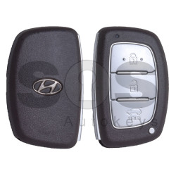 OEM Smart Key for Hyundai Buttons:3 / Frequency:433MHz / Transponder:PCF 7945 / Blade signature:HY22 / Part No:95440-C9000/ 95440-B9500/ 95440-2V001 / Keyless Go