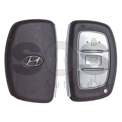 OEM Smart Key for Hyundai Tucson Buttons:3 / Frequency:433MHz / Transponder: HITAG3/ ID47 / Blade signature: HY22 / Part No: 95440-F8000 / Keyless Go