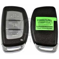 Smart Key for Hyundai  Tucson 2019+ Buttons:3 / Frequency:433MHz / Transponder: HITAG3/ NCF2971X/ NCF2972X / Blade signature: HY22 / Part No: 95440-D3500 / Keyless Go