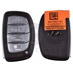 OEM Smart Key for Hyundai Tucson 2020+ Buttons:4 / Frequency: 433MHz / Transponder: NCF295/HITAG 3 / Blade signature:HY22 / Part No:95440-D3510/ Keyless Go