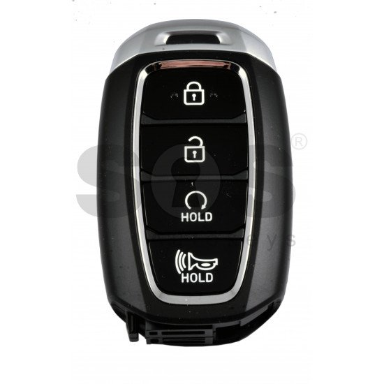 OEM Smart Key for Hyundai Venue  2020+ Buttons:4 / Frequency:433MHz / Transponder:NCF29A/HITAG 3/ Part No:95440-K2400/ Keyless Go / Automatic Start