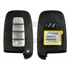 OEM Smart Key for HYUNDAI  Tucson 2013 Buttons: 4  / Frequency:433MHz / Transponder:PCF 7952 / HITAG2 /   Part No: 95440-2S500