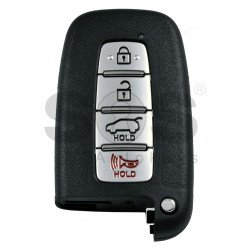 OEM Smart Key for HYUNDAI  Sonata 2012 Buttons: 3+1P  / Frequency:433MHz / Transponder:PCF 7952 / HITAG2 /   Part No: 95440-2V100