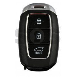 OEM Smart Key for Hyundai Veloster 2018-2020 Buttons:3 / Frequency:433MHz / Transponder:NCF29A/HITAG 3 / Blade signature:HY22 / Part No: 95440-J3100/ Keyless Go