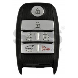 OEM Smart Key for KIA Sedona  2015-2020 Buttons:5+1P / Frequency: 433MHz / Transponder: NCF295/HITAG 3 /  Part No: 95440-A9300 / Keyless GO /