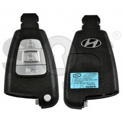 OEM Smart Key for Hyundai Santa Fe 2008  Buttons:3 / Frequency: 447MHz / Transponder: PCF7952/HITAG 2 / Part No: 95440-2B800