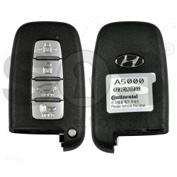 OEM Smart Key for HYUNDAI I30/IX35  2011-2015 Buttons: 4  / Frequency:433MHz / Transponder:PCF 7952 / HITAG2 /   Part No: 95440-A5000