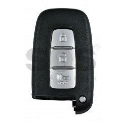 OEM Smart Key for HYUNDAI Santa Fe  2011  Buttons: 3  / Frequency:433MHz / Transponder:PCF 7952 / HITAG2 /   Part No: 95440-2B820