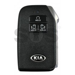 OEM Smart Key for Kia Carnival 2021+ Buttons: 6 / Frequency:433MHz / Transponder: NCF29A/HITAG AES /  Part No: 95440-R0300 / Keyless Go / Automatic Start