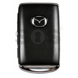 OEM Smart Key for Mazda 6 2019+ / Buttons:4 / Frequency:315MHz /Transponder : NCF29A/HITAG PRO / Part No:  GDYL-67-5DY