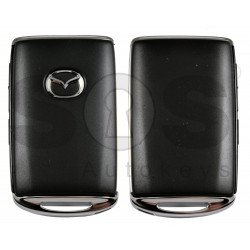 OEM Smart Key for Mazda CX5 / CX9 2020+ / Buttons:2 / Frequency:433MHz /Transponder : NCF29A/HITAG PRO / Part No:  TAYH-67-5-DY