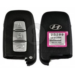 OEM Smart Key for Hyundai ix35 Buttons:3 / Frequency:433MHz / Transponder: PCF7952/HITAG 2 / Blade signature:HY22 / Part No:  95440-2S200