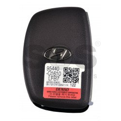 OEM Smart Key for Hyundai  Sonata 2018-2019 Buttons:4 / Frequency: 433MHz / Transponder:  TIRIS RF430 (8A) / Part No:  95440-C1610/ Automatic Start