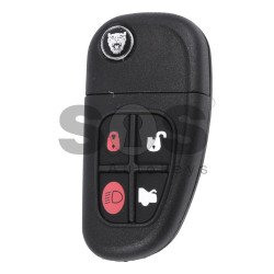 Flip Remote Key for Jaguar Buttons:4 / Frequency:315MHz / Blade signature:FO21