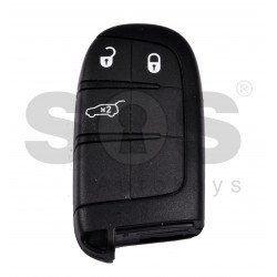 OEM Smart key for Jeep Buttons:3 / Frequency: 433MHz / Transponder: PCF  7953/