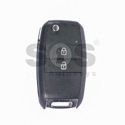 OEM Flip Key for Kia Picanto Buttons:2 / Frequency:433MHz / Transponder: Tiris DST80 80-Bit / Blade signature:HY22 / Immobiliser System:Immobiliser Box / Part No:95430-1Y600