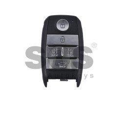 OEM Smart Key for KIA Carnival Buttons:5 / Frequency:433MHz / Transponder:AES 128-Bit / Blade signature:HY22 / Part No:95440 A9200 / Keyless GO