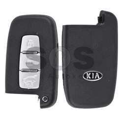 OEM Smart Key for KIA Buttons:3 / Frequency:433MHz / Transponder:PCF 7952 / Blade signature:HY22 / Part No:95430-A9300
