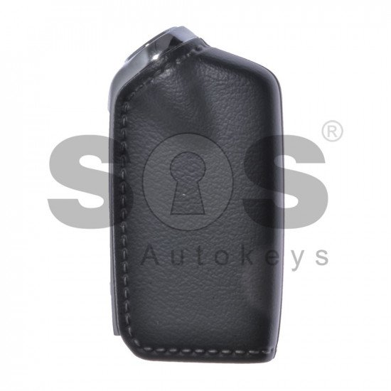 OEM Smart Key for Kia Stinger Buttons:3 / Frequency:433MHz / Transponder:HITAG3/128-Bit AES/ID47 / Part No:95440-J5100 / Keyless Go