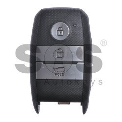 OEM Smart Key for KIA Buttons:3 / Frequency:433MHz / Transponder: NCF2951X / NCF2952X / HITAG3/128-Bit AES/ID47 / Blade signature:HY22 / Part No:95440-G5100 / Keyless GO