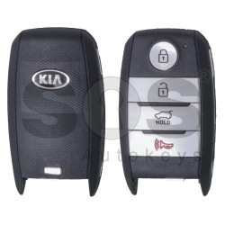 OEM Smart Key for KIA Sorento Buttons: 3+1 / Friquency: 433MHz / Transponder:HITAG3/ 128-bit AES/ ID47 / Blade signature: HY22 / Part No:95440-C6000 / Keyless GO
