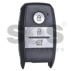 OEM Smart Key for KIA CEED 2018+ Buttons: 3 / Friquency: 433MHz / Transponder:HITAG2/ PCF7953/ ID46 / Blade signature: HY22 / Part No:95440-A2200 / Keyless GO