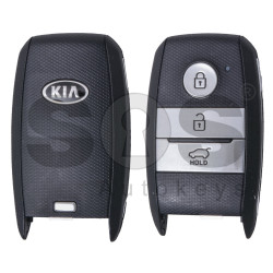 OEM Smart Key for KIA Sportage 2019+ Buttons: 3 / Friquency: 433MHz / Transponder:HITAG3/ 128-bit AES/ ID47 / Blade signature: HY22 / Part No:95440-D9510 / Keyless GO