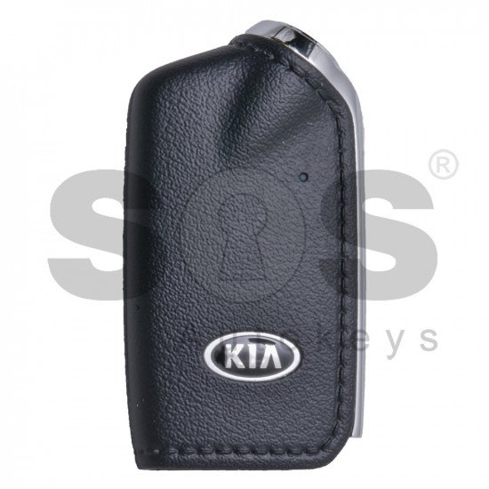 OEM Smart Key for Kia Stinger 2018+ Buttons:3+1 / Frequency:433MHz / Transponder: HITAG3/128-Bit AES/ID47 / Part No: 95440-J5000 / Keyless Go